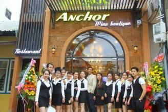 Chuỗi nhà hàng Anchor Wine Boutiue tuyển dụng (12/2017)